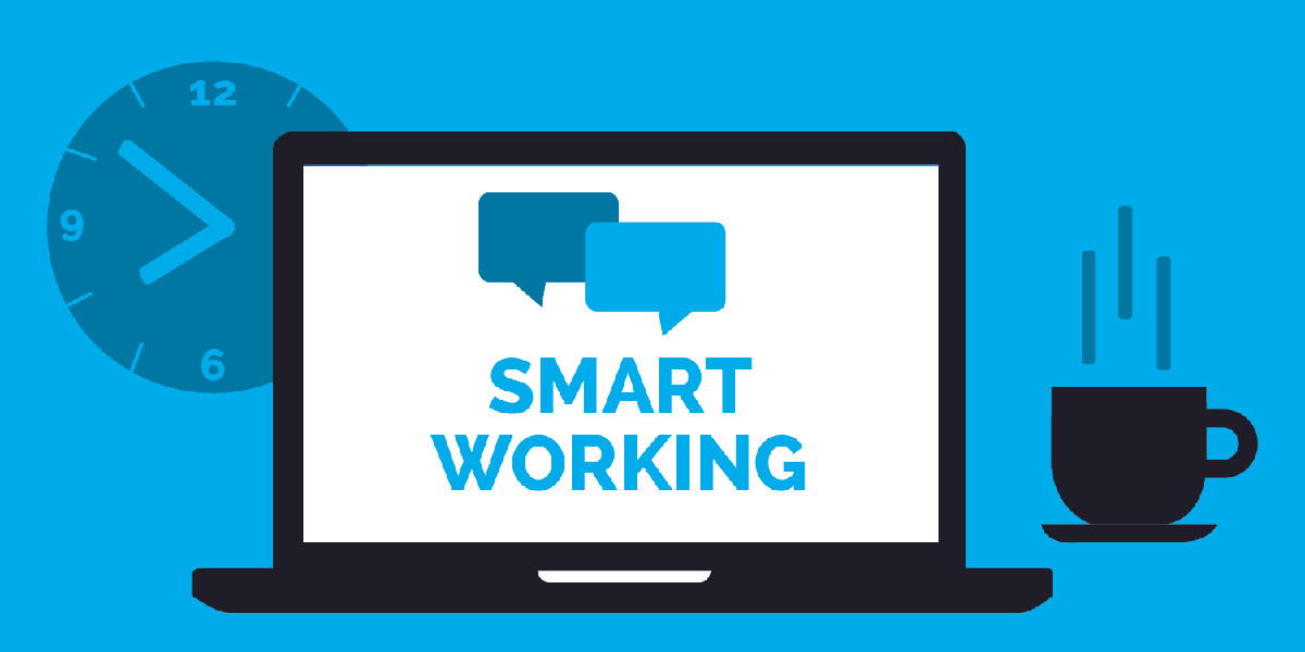 covid-19 smart working