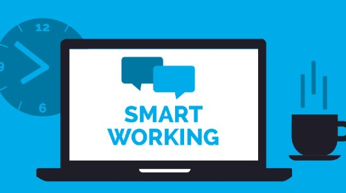covid-19 smart working