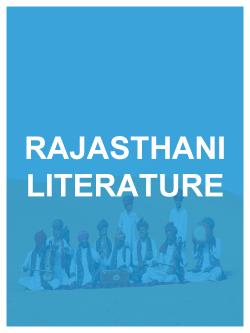 Raj. Literature
