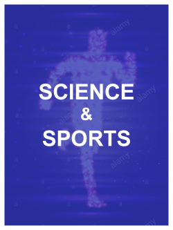 Science and Sports