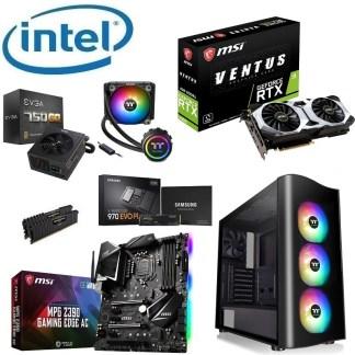 Unlocked & Overclocked Intel Core i7 9700K 8 Core 8 Thread