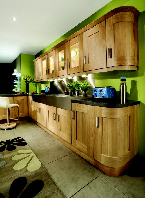 RG Coles Uform Kitchen Department  Kitchen Stori  Clonmel  Light Oak