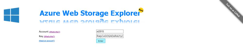Conociendo a Azure Storage Explorer en la Web! (3/6)