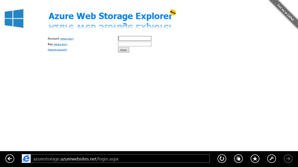 Conociendo a Azure Storage Explorer en la Web! (1/6)