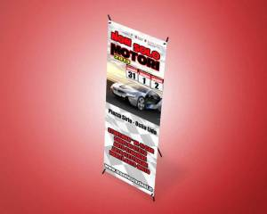 X-banner expo