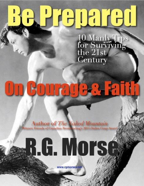 Courage & Faith Podcast Cover