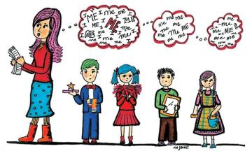 pais narcisistas