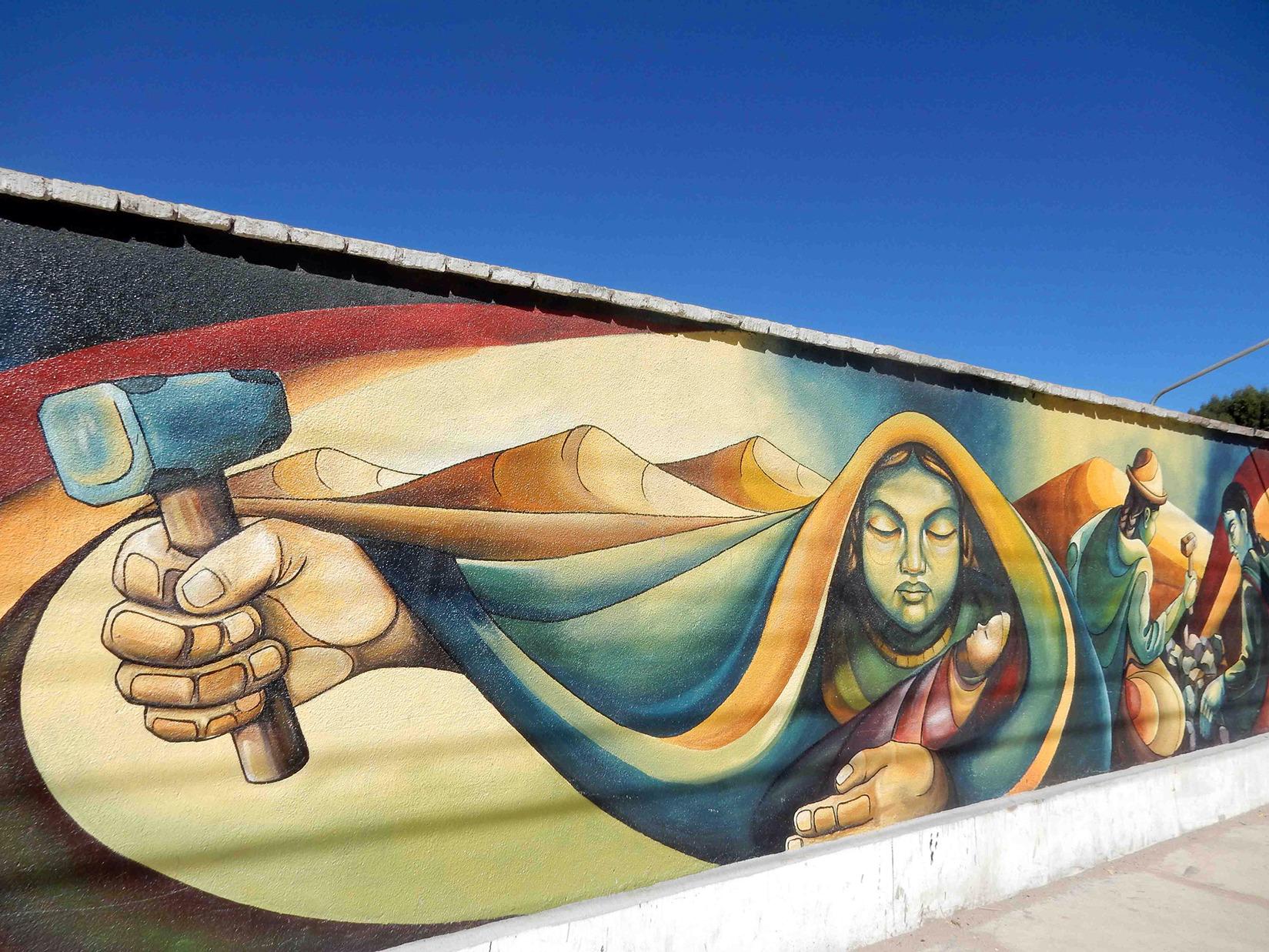 L'allora parroco, stanco di vedere lo stato di degrado in cui versava la parete, ha chiesto agli artisti di realizzare un murale per. The Geographical Journal Wiley Online Library