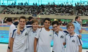Reigate Grammar School Swimming Nationals (2)