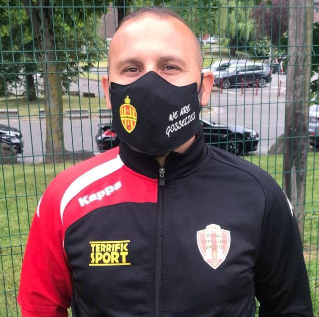 Gosselies présente: #12 Mesut Özmen