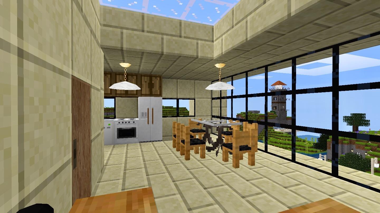 Minetest Treehouse