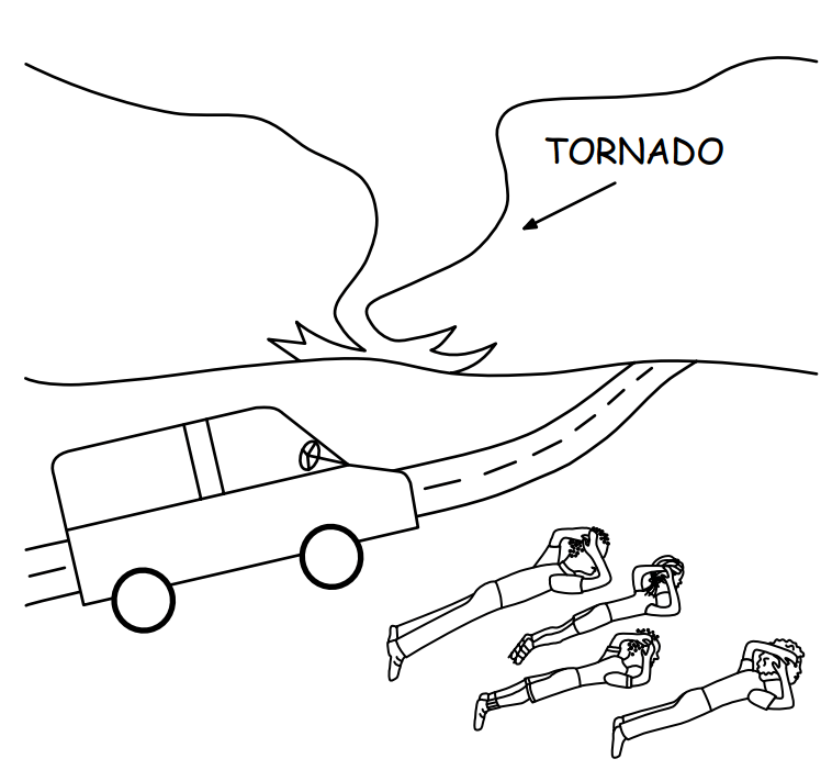 """Recent storms: """"Tornadoes in Surrey"""": genuine rotation or"""