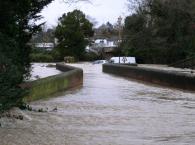 Brockham Bridge Dec 24 2013
