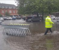 car park soggy