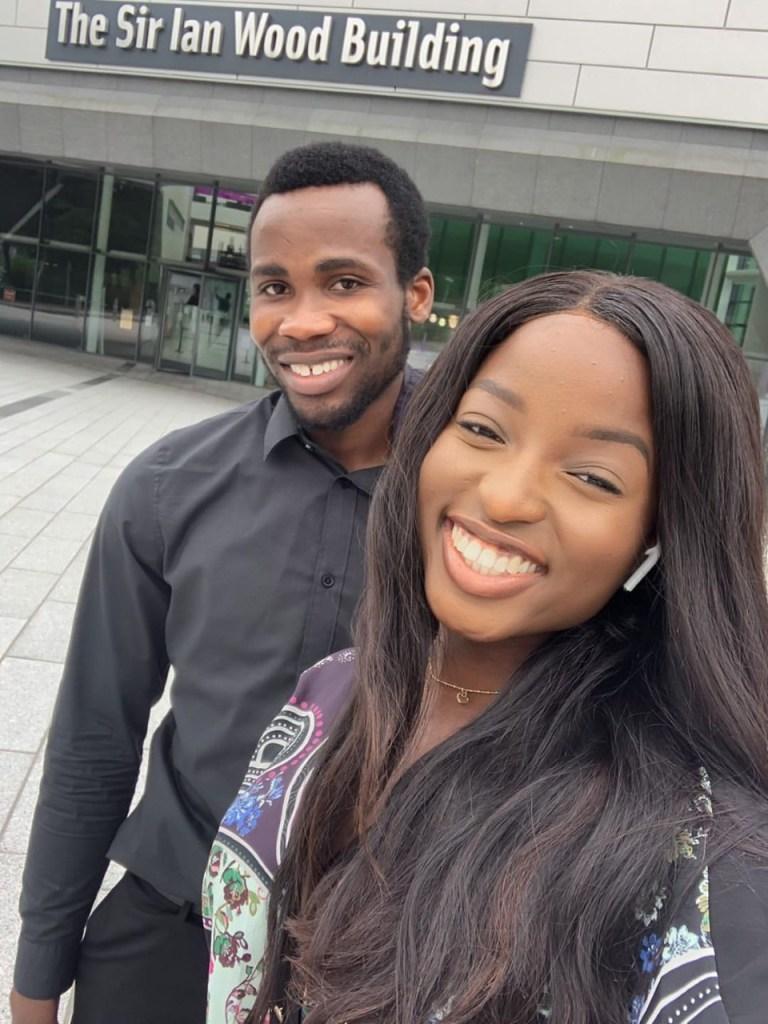 from Nigeria to Aberdeen