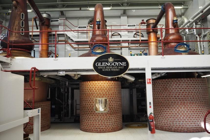 The Glengoyne Distillery Scotland