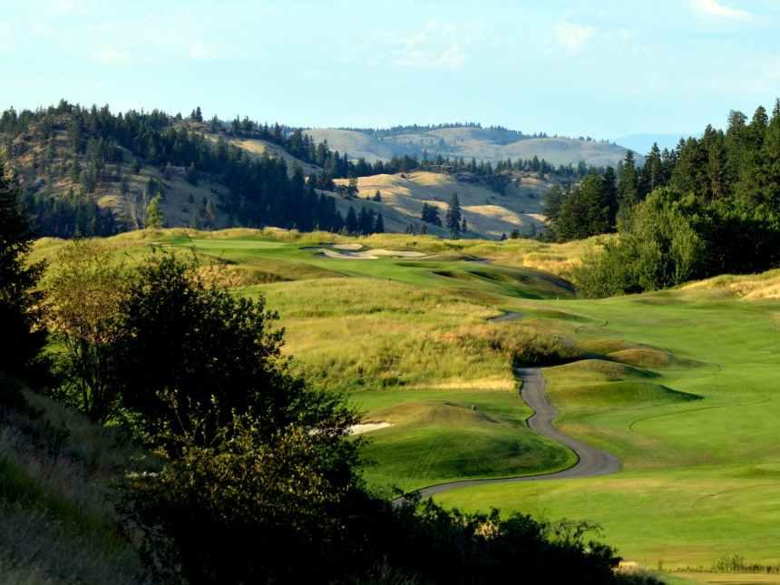 Aberdeen is a golfer's paradise