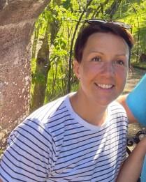 Sarah Gray, a clearing student at RGU.
