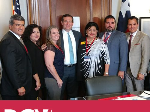 A United RGV Visits the Nation's Capital