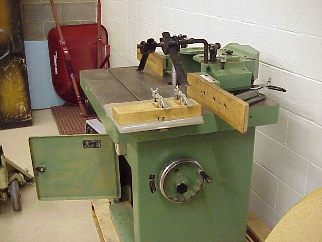 Central Machinery Shaper