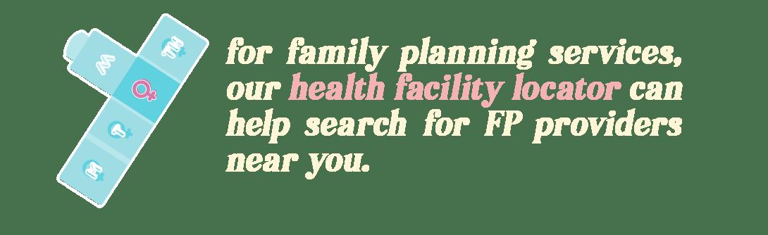 Health Facility Locator