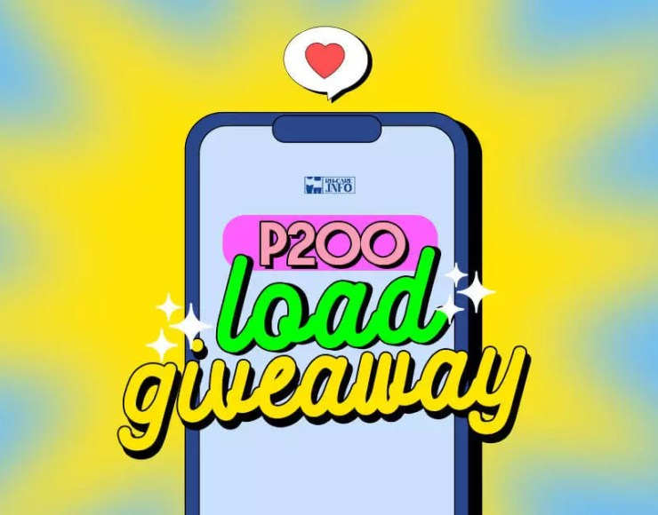 P200 Load Giveaway