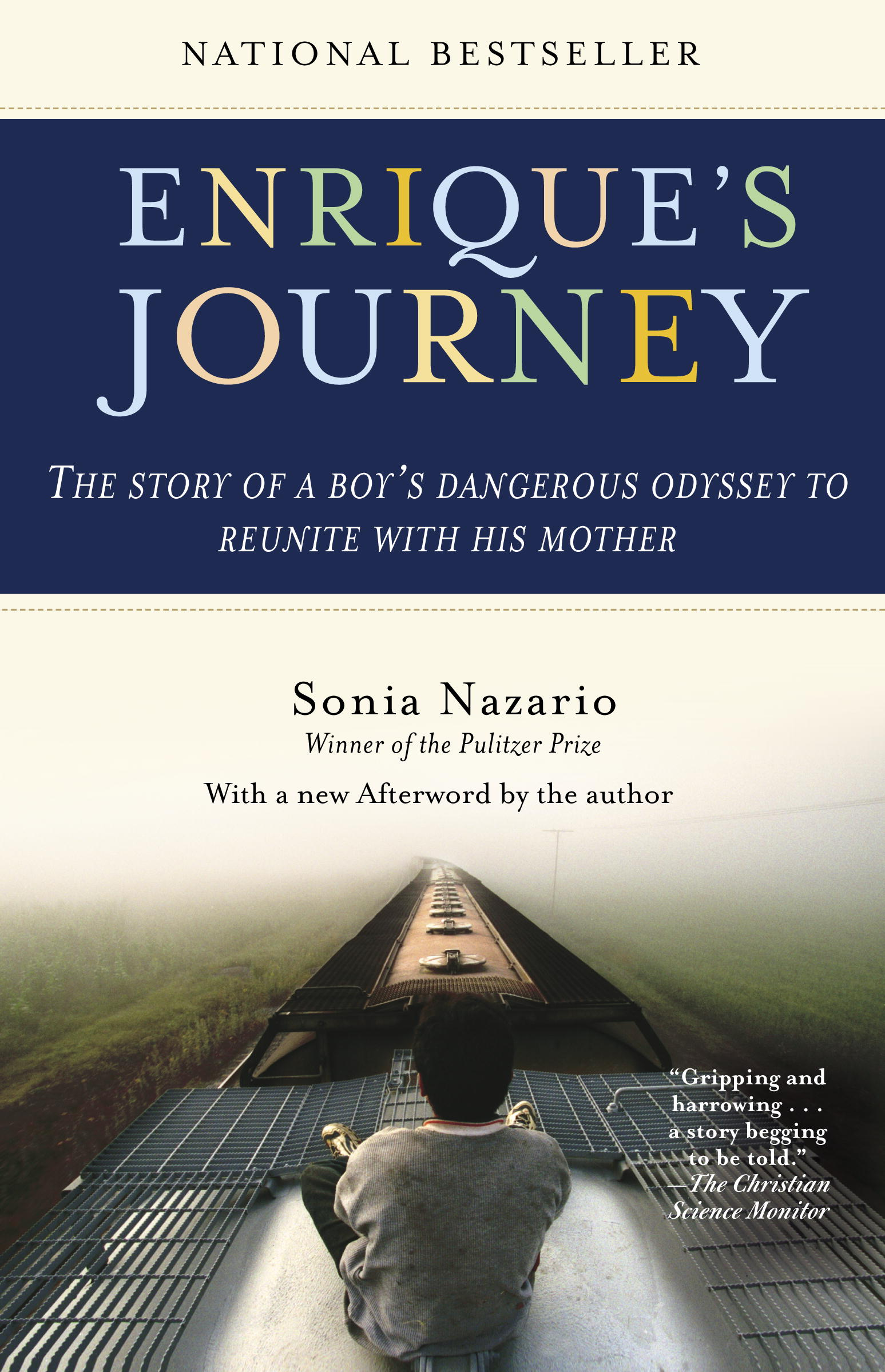 Enrique's Journey by Sonia Nazario