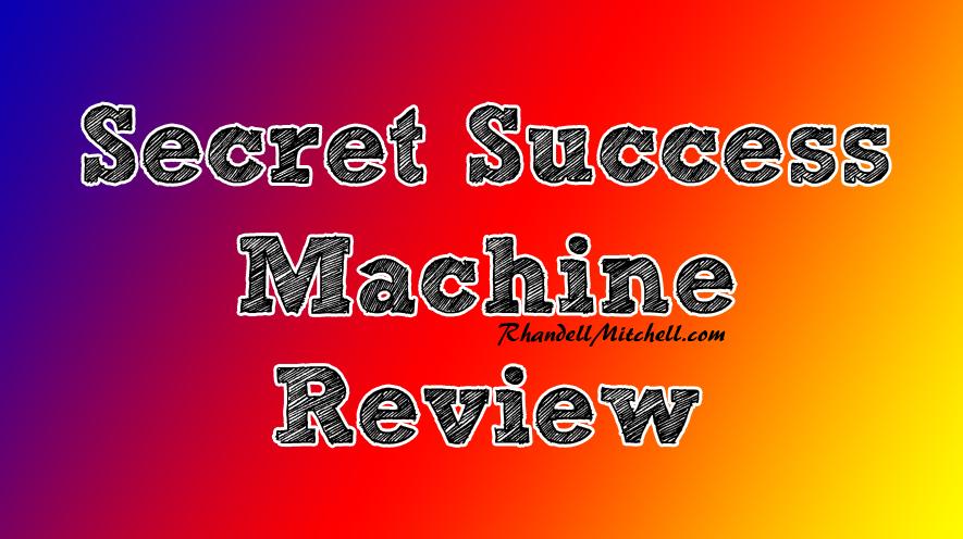 Secret Success Machine Review