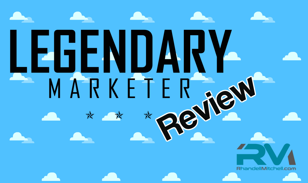 Legendary Marketer Review – Duplicate Dave Sharpe and Make Thousands?