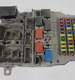 2007 acura rl dash fuse box replacement  [ 1200 x 900 Pixel ]