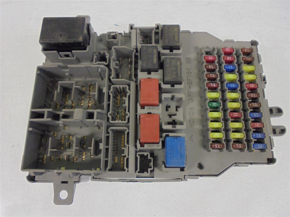 hight resolution of 2007 acura rl dash fuse box replacement