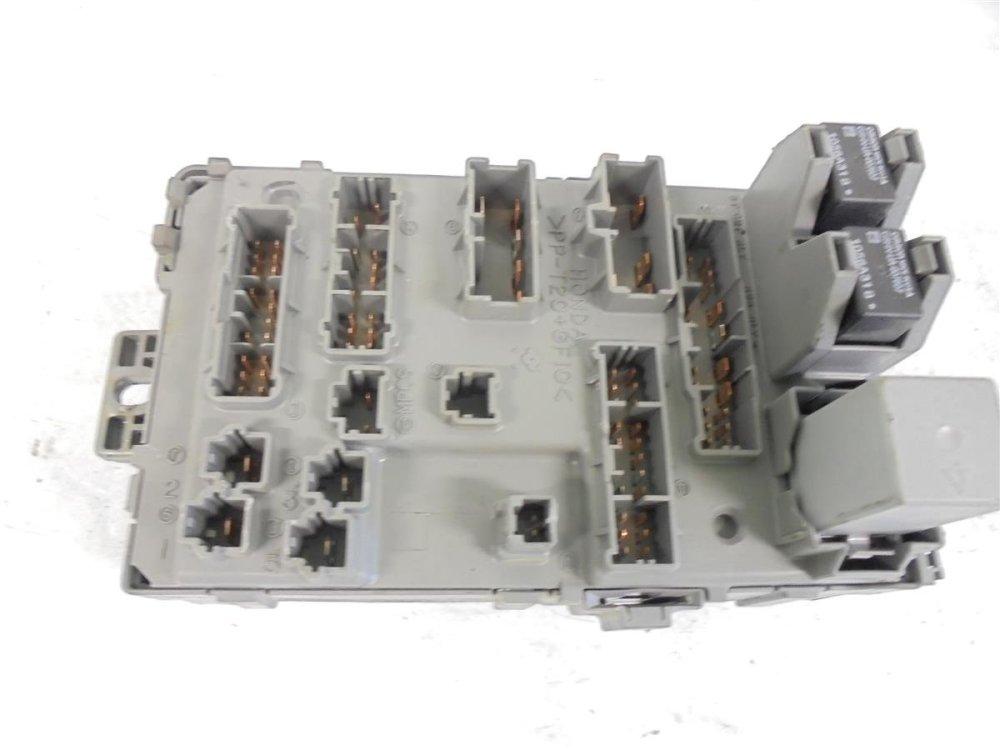medium resolution of  2006 acura mdx driver dash fuse box replacement