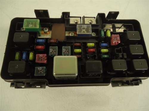 small resolution of 2005 acura rsx engine fuse box replacement