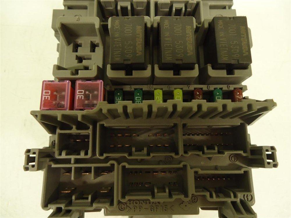 medium resolution of 2005 acura rl passenger fuse box replacement