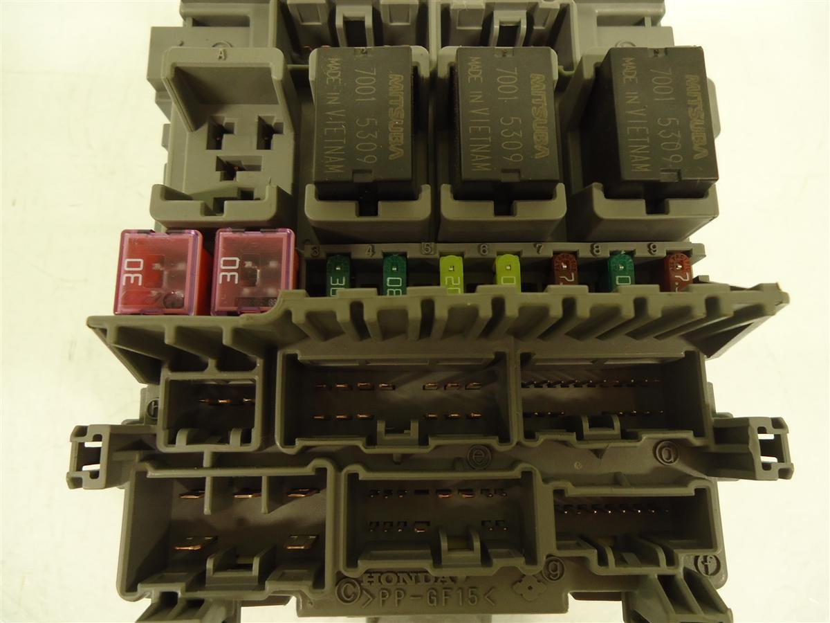 hight resolution of 2005 acura rl passenger fuse box replacement