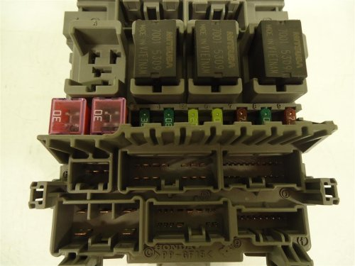 small resolution of 2005 acura rl passenger fuse box replacement