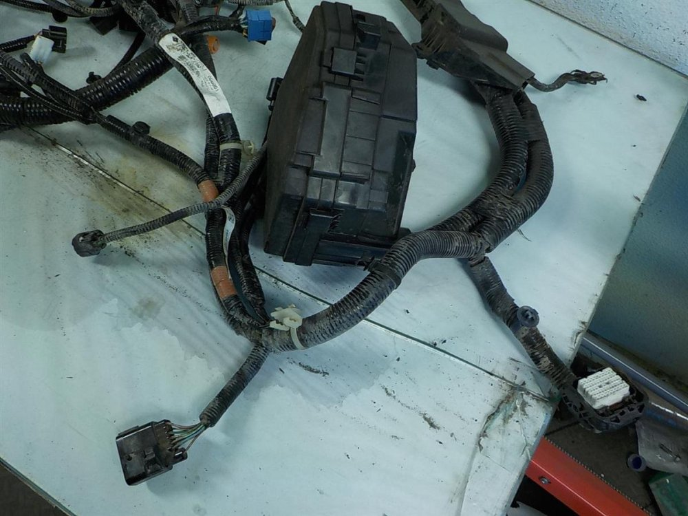 medium resolution of 2009 honda pilot passenger cabin harness with fuse box replacement