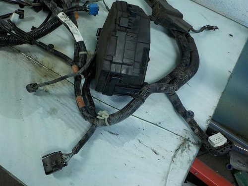 small resolution of 2009 honda pilot passenger cabin harness with fuse box replacement