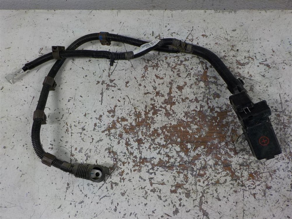 medium resolution of 2014 acura mdx starter cable sub wire harness replacement