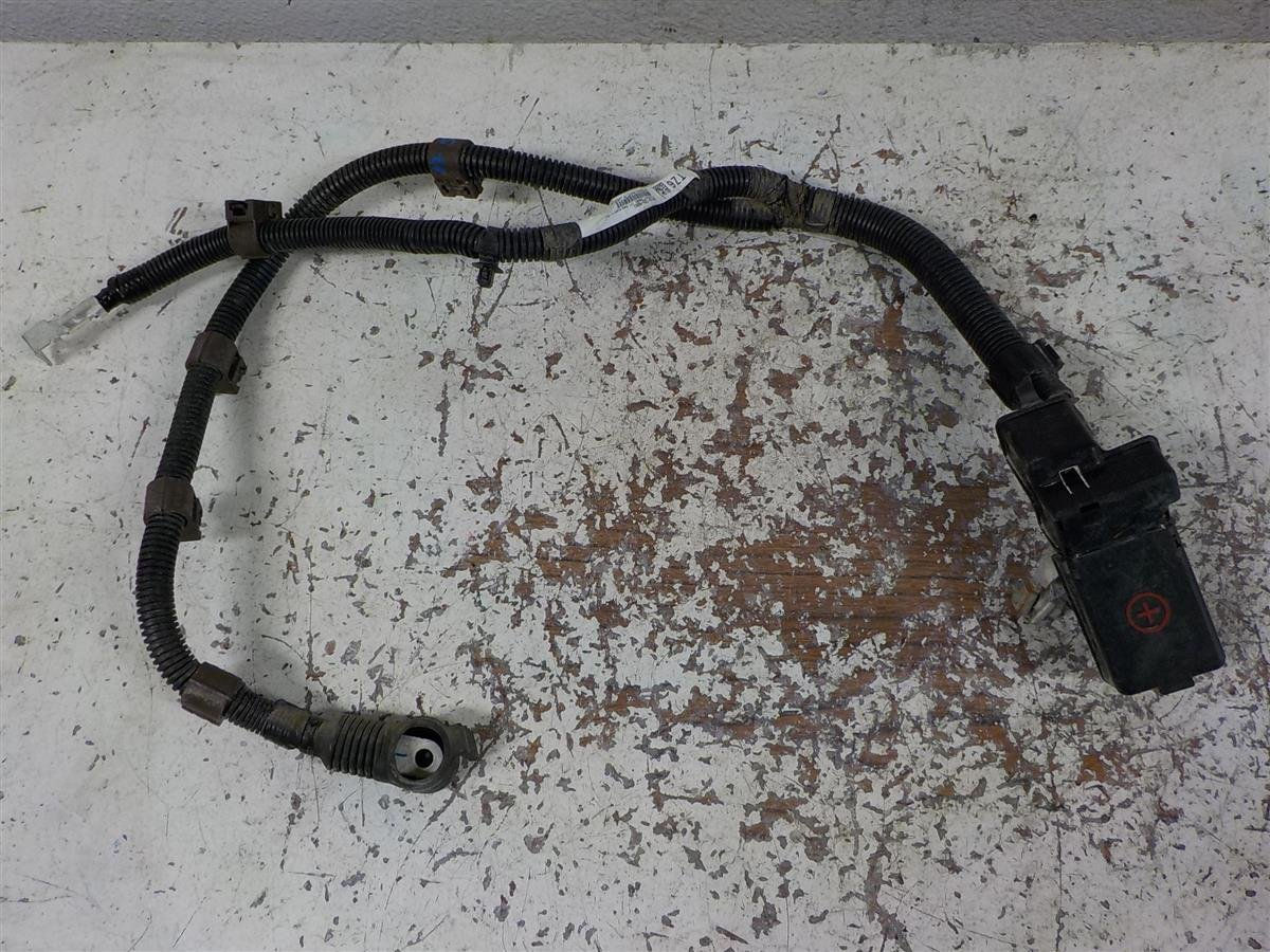 hight resolution of 2014 acura mdx starter cable sub wire harness replacement