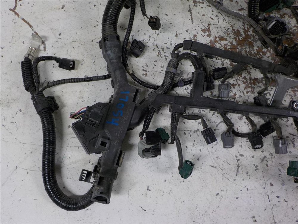 medium resolution of  2014 acura mdx engine wire harness replacement