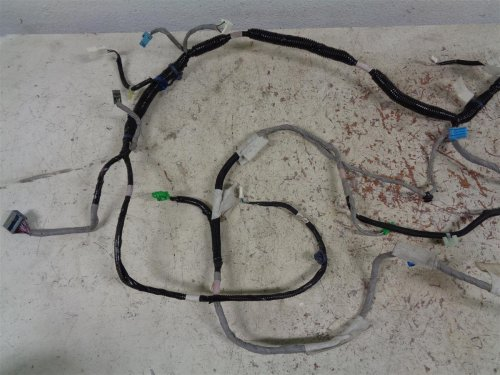 small resolution of 2014 acura mdx sunroof sub wire harness base model replacement