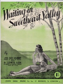 Waiting in Sweetheart Valley cover