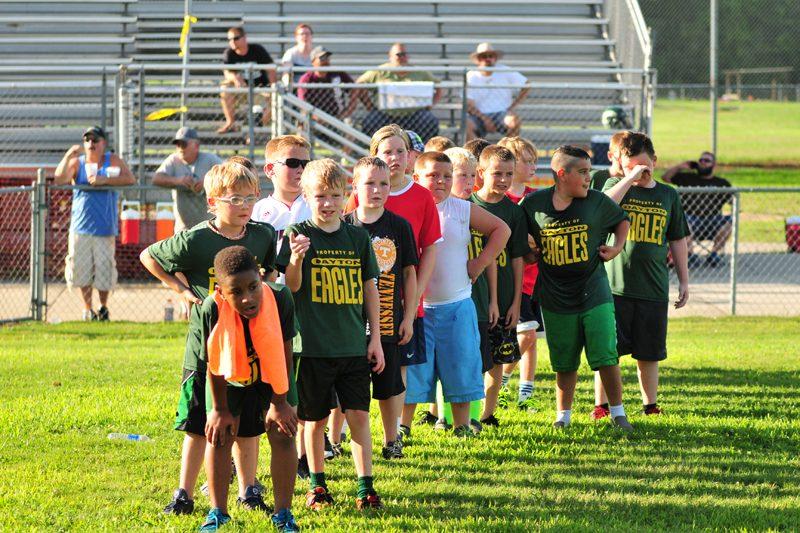 Rhea County Eagles Football