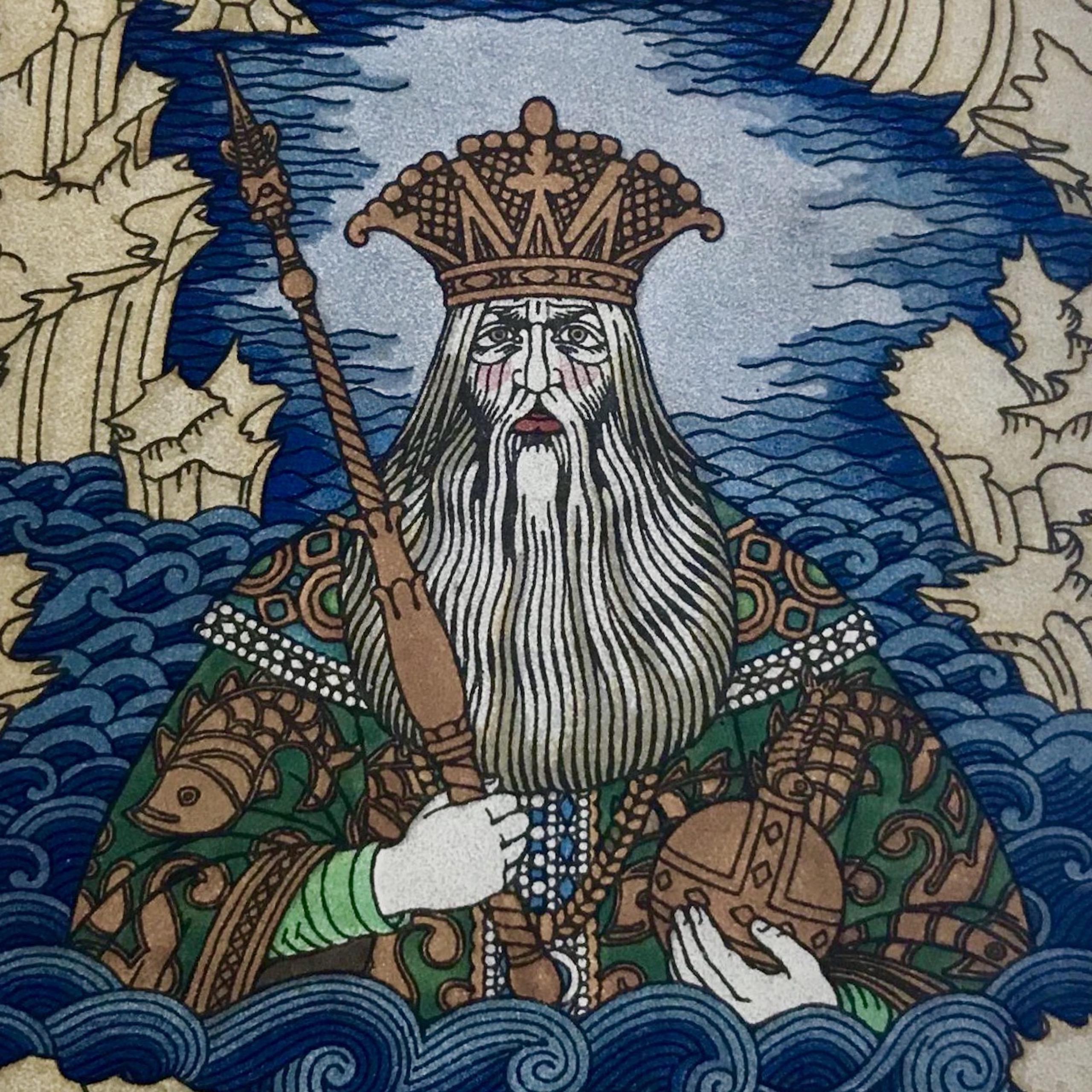 the sea tsar ivan bilibin