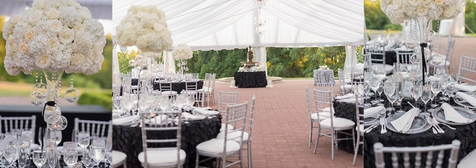 Oxon Hill Manor Tented Reception