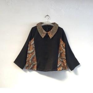 atasan batik wanita - rema blouse