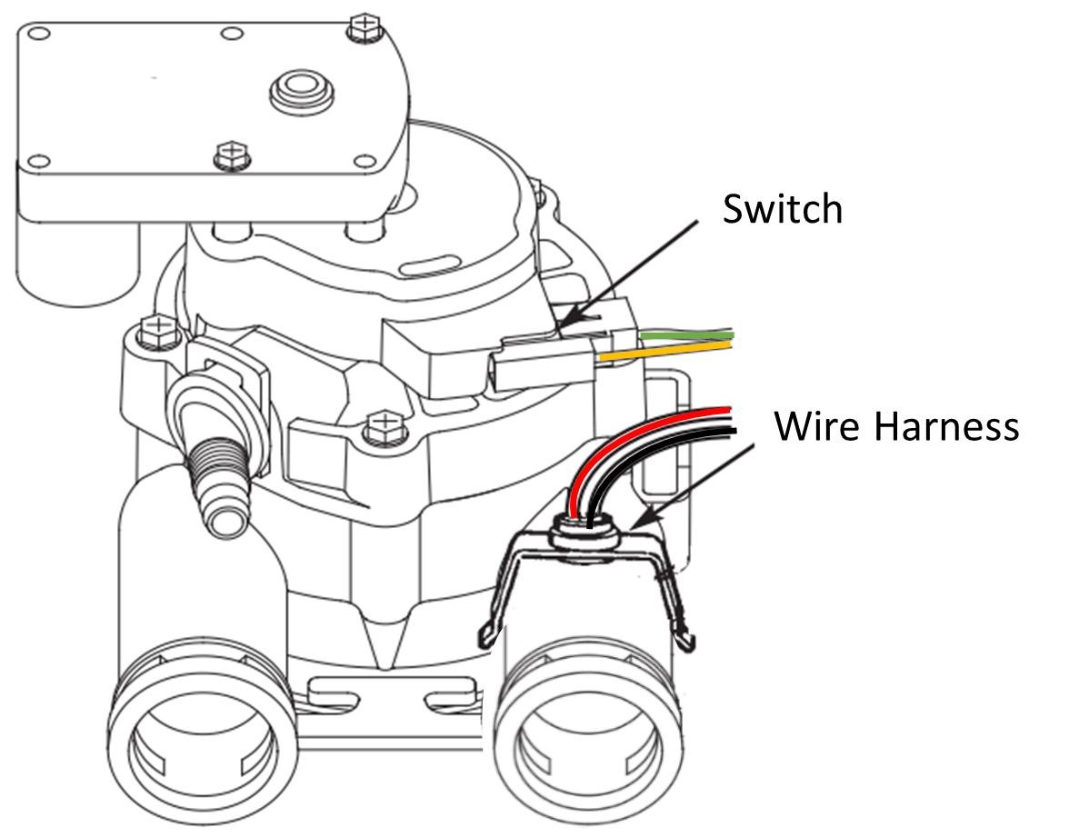 Wire Harness/Switch Replacement