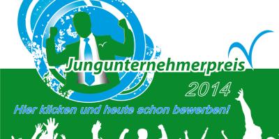 Jungunternehmerpreis 2014
