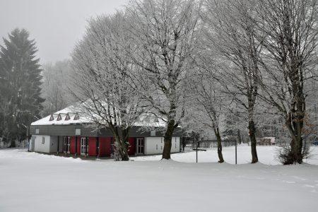 Rheinbundhaus Schnee